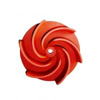 Wholesale Abrasion resistant impeller for centrifugal pump ISO9001 , BV sand blasting from china suppliers