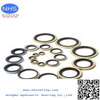 Buy cheap NBR Rubber Bonded Seal with Complete Moulds for Cylinder Sealing from wholesalers