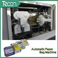 Quality Automatic Bottom Open and Glue Bottomer Machine Paper Bags Production Lines for sale
