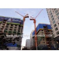 Wholesale 46M Free Height Construction Machinery Equipment Outside Climbing Tower Crane from china suppliers