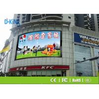 Wholesale Full Color P6 LED Curved Display 6mm Pixel Pitch SMD3535 Video Wall LED Display from china suppliers