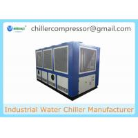 Wholesale 152kw 43 Tons Air Cooled Screw Water Chiller Packaged Industrial Chiller from china suppliers