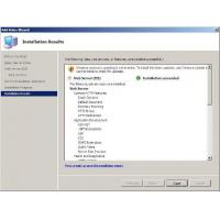 10 Steps to Installing the Web Server Role in Windows Server 2008 - 7