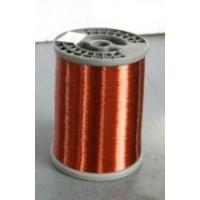 Quality Magnet Enamel Coated Wire 1.6mm Enameled Copper Wire 130-220 Grade Class One for sale