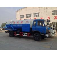 Wholesale HOT SALE! best price Dongfeng 4*2 sewer cleaning truck, China famous dongfeng 4*2 LHD sewage and jetting vehicle from china suppliers