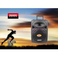 Wholesale Bluetooth 10 Battery Powered PA Speaker with Microphone Lightweight from china suppliers