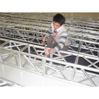 Quality Event 400mm 6082 T6 Aluminum Square Truss Bolt 50×3 mm Tube 10kg per meter for sale