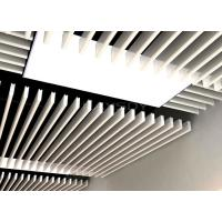 Wholesale 300 - 6000MM metal linear ceiling Board Construction Building material from china suppliers