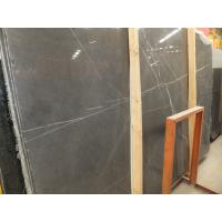 Wholesale Cheap Price Hot Selling Natural Stone Slabs Pietry Grey Marble Iran pietry Grey marble,Gray marble with black veins from china suppliers