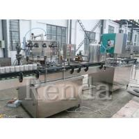 Wholesale Energy Drinks Carbonated Beverage Filling Machine High Precise 110V / 220V / 380V from china suppliers