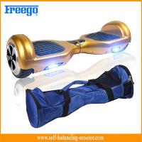 Wholesale Gold Sports Entertainment Self Balancing Scooter Segway Hover Wheel Board from china suppliers