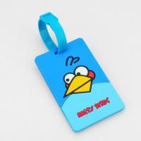 Wholesale 2014 Popular custom rubber luggage tags from china suppliers