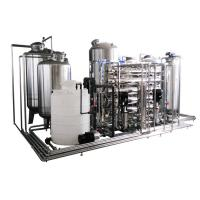 Wholesale 500LPH Industrial Pure Water Purification Reverse Osmosis System from china suppliers