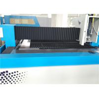 Wholesale Automatic CNC Fiber Laser Cutting Machine With Neat / Smooth Cutting Edges from china suppliers