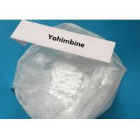 Wholesale High Quality Sex Hormone Powder Yohimbine Hydrochloride Yohimbine HCl for Men from china suppliers