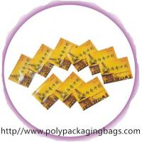 Wholesale Disposable Herbal Tea Aluminium Foil Bag with Colorful Printing from china suppliers