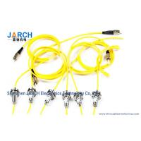 Wholesale Multi mode Fiber Optic Rotary Joint For Undersea Robot and Control Ship , SMA Rotary Joint from china suppliers