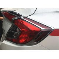 Wholesale HONDA All CIVIC 2016 Tail Lamp Molding , Chromed Taillight Frame from china suppliers