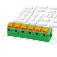 Wholesale HQ142R-7.62 450V 15A RA Push Wire Spring Terminal Block Connector 7.62mm Pitch from china suppliers