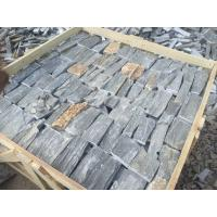 Wholesale Grey Slate Field Stone Random Slate Stone Veneer Natural Slate Wall Cladding from china suppliers