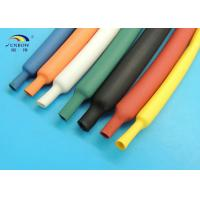 Quality High quality heat shrink tubing no adhesive for wire harness protection for sale