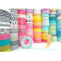 Wholesale Mt Casa Tape Colorful Designed For Home Decoration Fun DIY Purpose from china suppliers