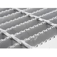 China Round Bar Custom Stainless Steel Grill Grates ,Anti Rust Open Mesh Flooring on sale