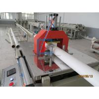 Quality Conical Twin-Screw Extruder Plastic Extrusion Equipment For Producing PVC Pipe for sale