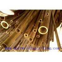 Wholesale Copper Nickel Tube Cu - Ni 90/10 C70600 , Seamless Copper Nickel Pipe Size 1-96 Inch from china suppliers