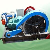 Wholesale Hoist winch for river and lake waterworks station from china suppliers