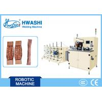 Wholesale Copper Braided Strand Wire Welding Machine , Automatic Wire Cutting Machine from china suppliers