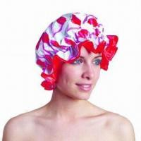 Wholesale Shower Cap, Keeps Moisture and Water Away from Dry Hair from china suppliers
