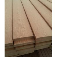 Wholesale Wood fabric and PE composite Solid deck , WPC Solid Board for outdoor landscaping from china suppliers
