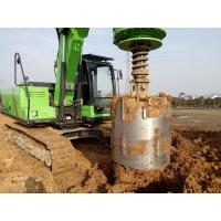 Wholesale Max. torque 50kN.m Hydraulic Piling Rig TYSIM KR50A Foundation Drilling Rigs from china suppliers