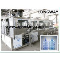 Wholesale Automatic 5 Gallon Washing Filling Capping Machine/Equipment/Plant from china suppliers