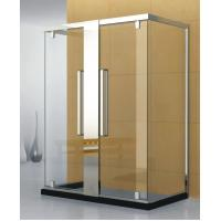 Wholesale bathroom,shower room ,shower enclosure, stainless steel shower glass HS-05 from china suppliers