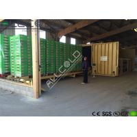 Quality Endive Strong 12 Pallets Vacuum Cooling Equipment , Vacuum Cooling System for sale