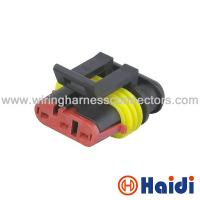 Wholesale AMP Superseal Electrical Wire Connectors 1.5 Series 282087-1 For Automobile from china suppliers