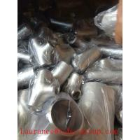 Wholesale high pressure pipe fittings ss304 equal SW 3000LBs tee from china suppliers