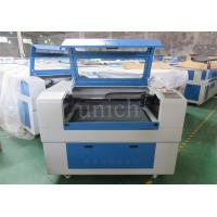 Wholesale 9060 100W cnc co2 laser engraving cutting machine for fabric / granite stone from china suppliers