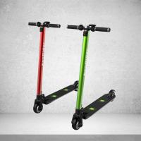 8 8ah Light Weight Folding Motorized Scooter For Adults