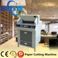 Wholesale 4606hd electric paper guillotine factory supply paper cutting machine China paper cutter from china suppliers