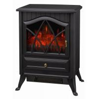 Wholesale log burning flame electric fires stoves FIREPLACE ND-18D2P chimenea Sentik Milton Estufa from china suppliers