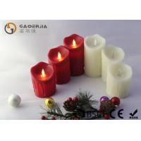 Wholesale Eco Friendly Moving Flame Led Candles Waterproof OEM / ODM Available from china suppliers