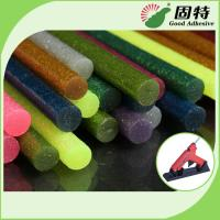 Wholesale EVA Colored Hot Melt Glue Stick Adhesive Stick Glue Gun For Arts And Crafts from china suppliers