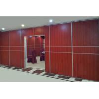 Wholesale Artistic Fire Resistant Movable Sliding Partition Walls For Banquet Hall from china suppliers