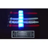 Wholesale DMX Control Party Use Led Wristband KL - 0610 FOR Lighting Gifts from china suppliers