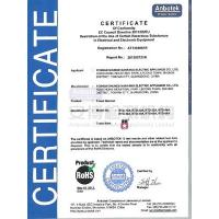 Dongguan Diamond Hardware Factory Certifications