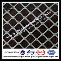 Wholesale 1/2 #13 F stainless steel Flattened expanded metal wire mesh,metal sheet from china suppliers