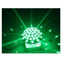 Wholesale Laser LED Magic Ball Light 6 X 3w Low Power Consumption , 22 * 18 * 26 cm from china suppliers